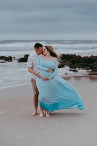 st augustine fl maternity photos