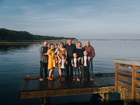 Fall Family Photography | Jacksonville FL Family Photographer