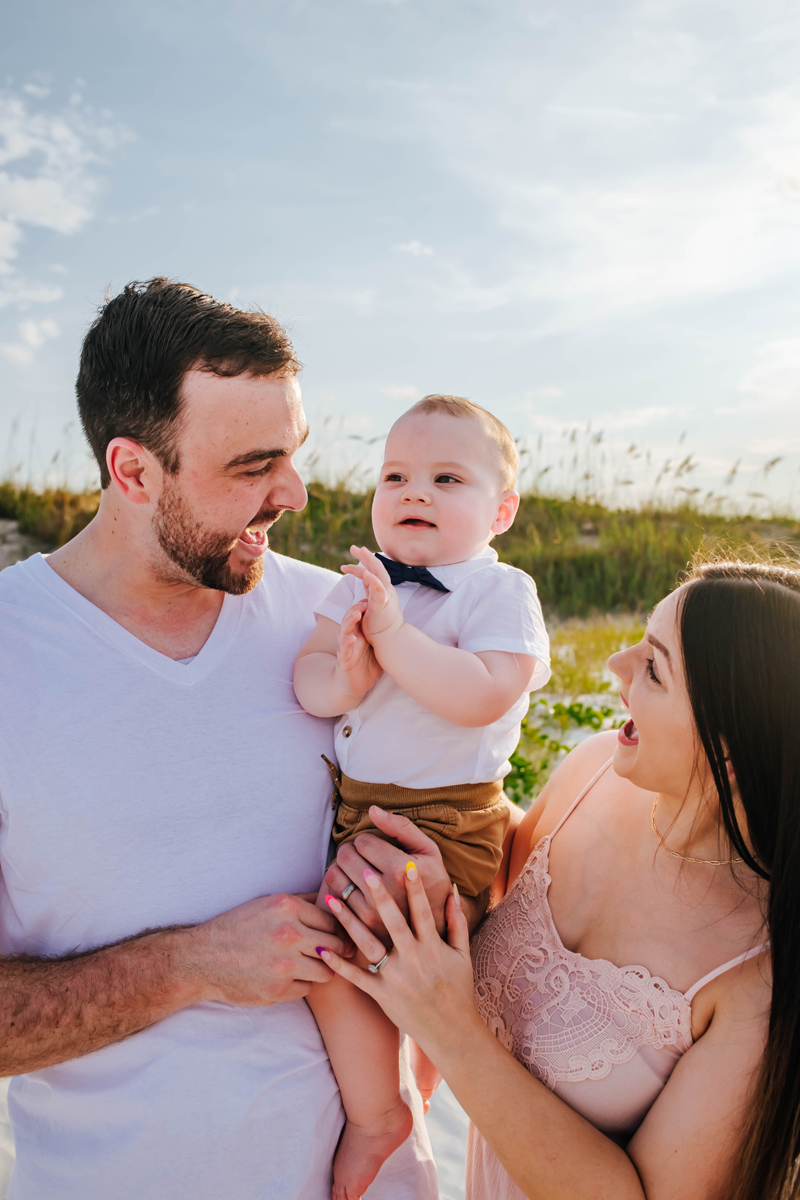 family photographer st augustine
