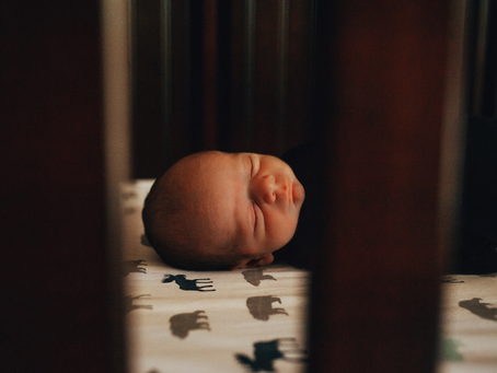 Welcome Little One | Newborn Photographer Jacksonville | Lifestyle Newborn Photography
