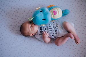 in home newborn photographer in jacksonville fl