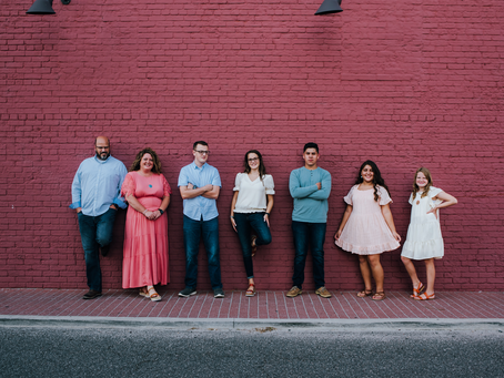 Family is Everything | Jacksonville Fl Family Photography
