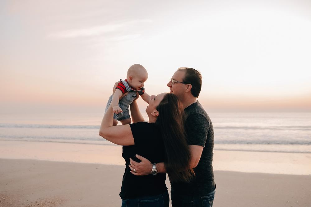 ponte vedra beach fl family photographer