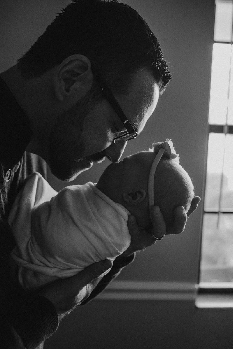 jacksonville fl lifestyle newborn photography
