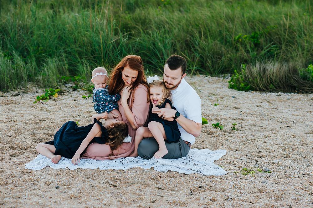 ponte vedra beach fl family photos