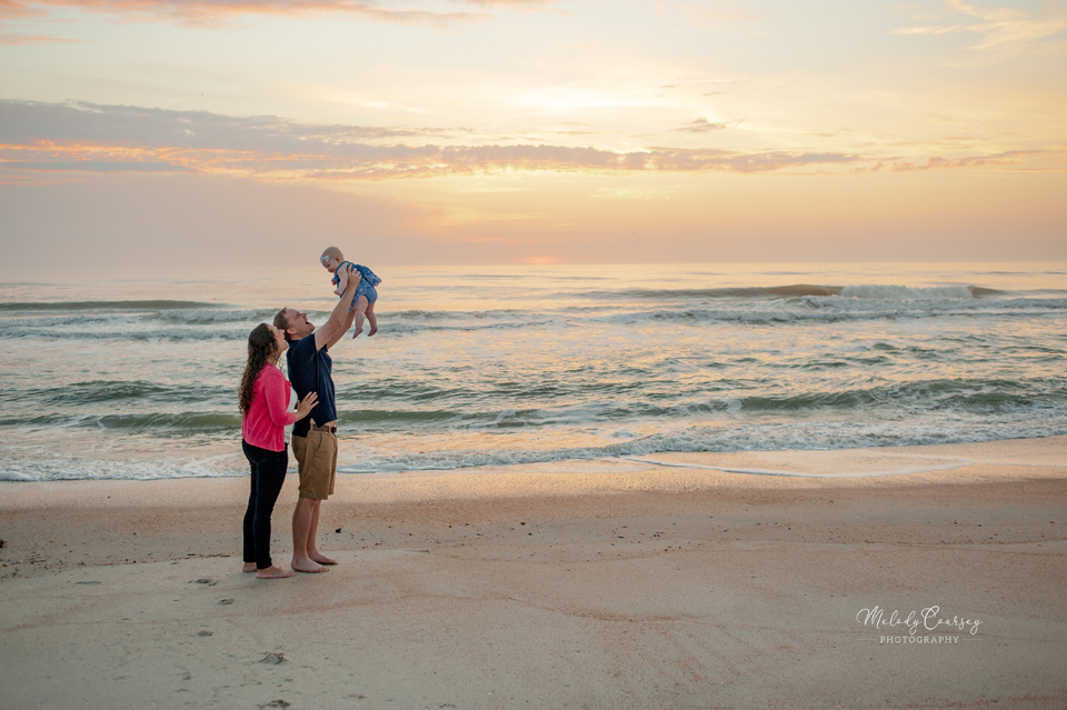 ponte vedra beach family portraits