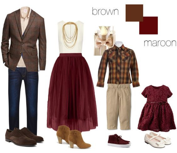 Fall Family Photos What to Wear