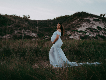 Maternity Photography | Jacksonville FL Maternity Photographer | Maternity Monday
