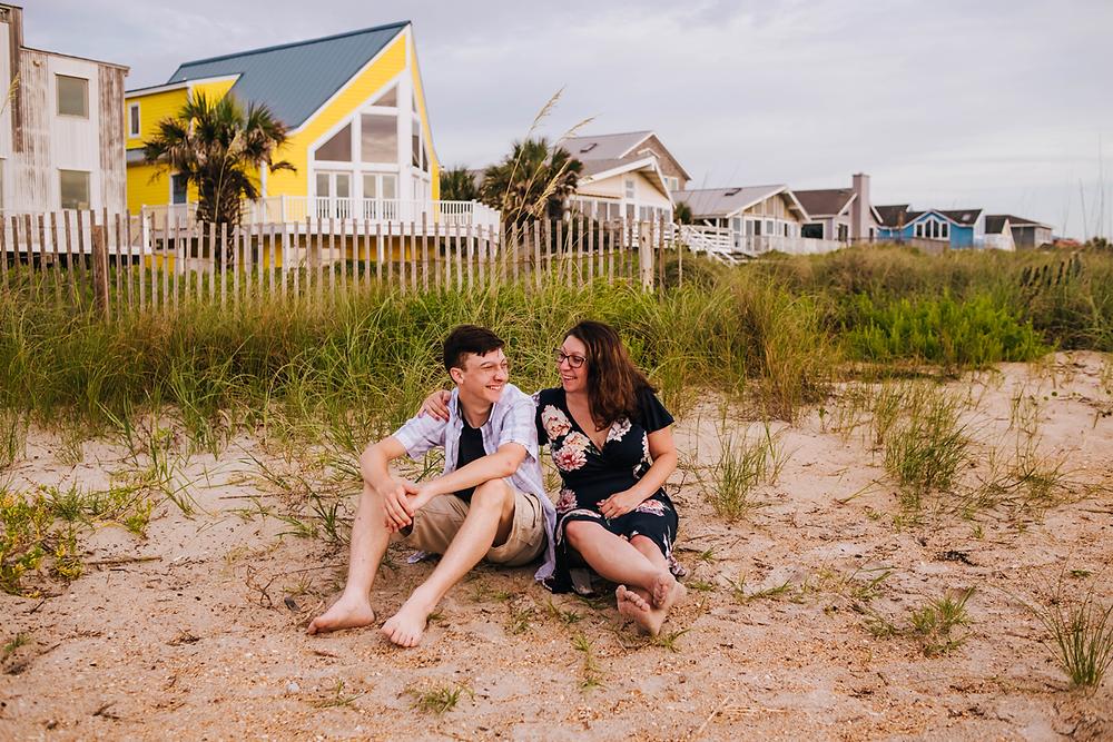family photographer in vilano beach fl