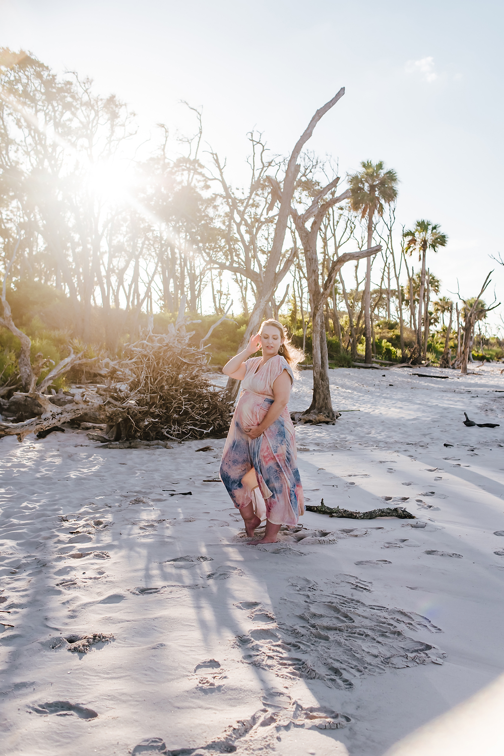 affordable maternity photography in jacksonville fl