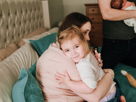 5 Tips to having an amazing session with your toddler