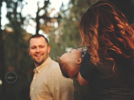 Love & Joy | Family Portraits | Jacksonville FL Family Photographer | Melody Coarsey Photography