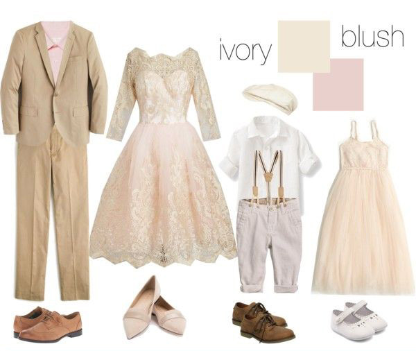What to Wear for Formal Family Photos