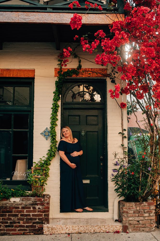 maternity photographer st augustine