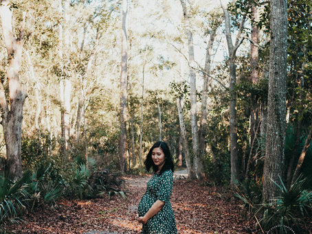 Jacksonville Maternity Photographer | Maternity Monday | Waiting :: A Love Story