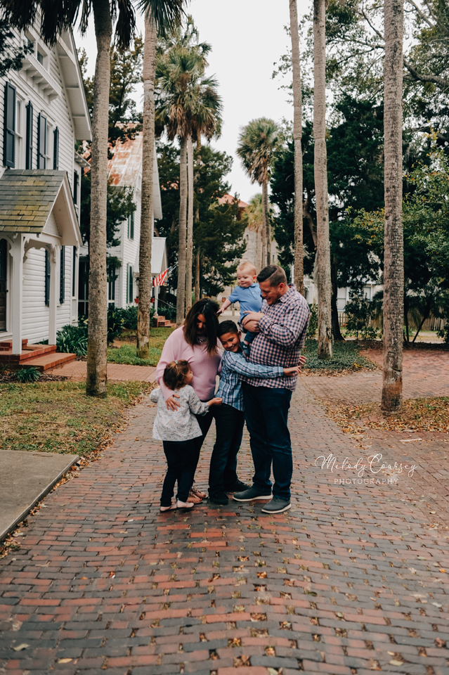 best st augustine family photographer