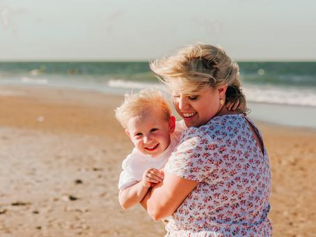 Sunset Beach Family Photography | Vilano Beach Fl Family Photographer