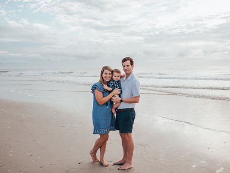 Sunrise Family Photos | Jacksonville Fl Family Photographer