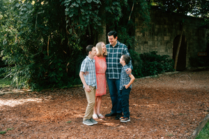 Fun Family Portraits in St Augustine FL