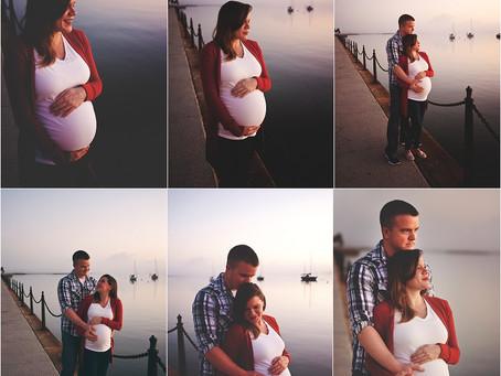 St Augustine FL Newborn Photographer | St Augustine Lifestyle Newborn Portraits | Meet Mr. C