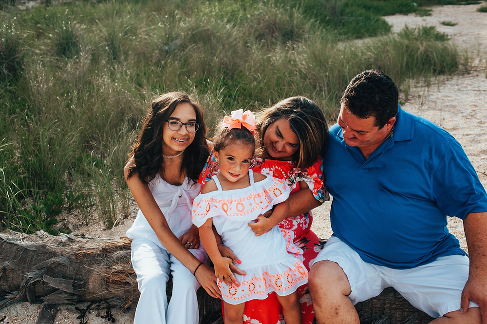 beach family photographer jacksonville