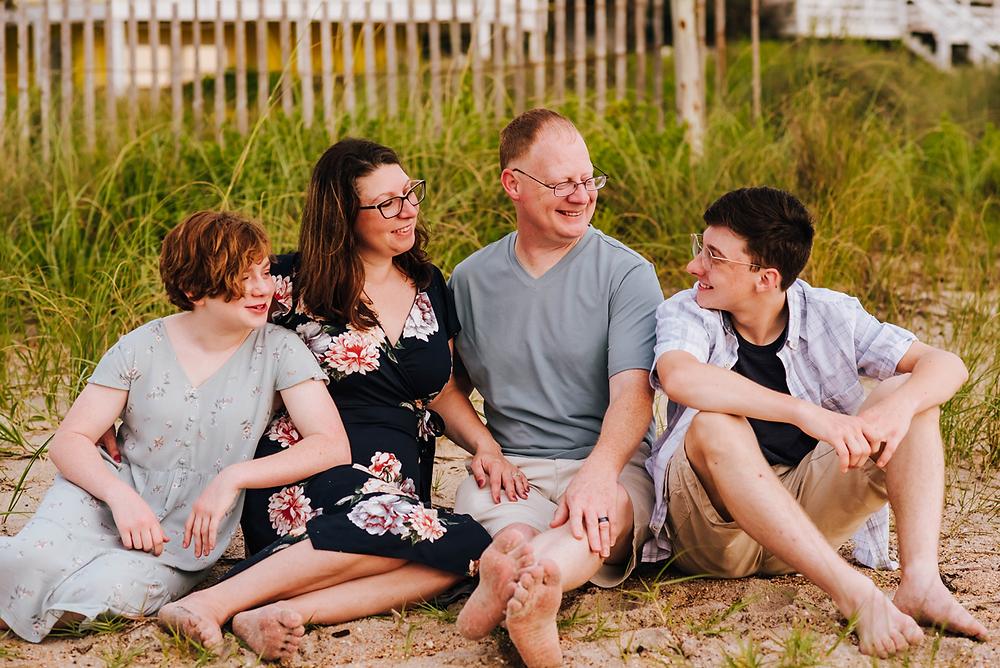 family photographer vilano beach fl