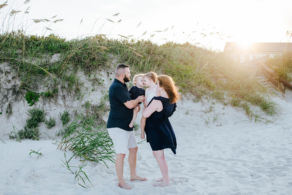 family photographer in st augustine beach