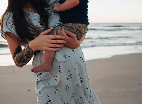 Maternity Portrait Session | Maternity Monday | Jacksonville Maternity Photographer