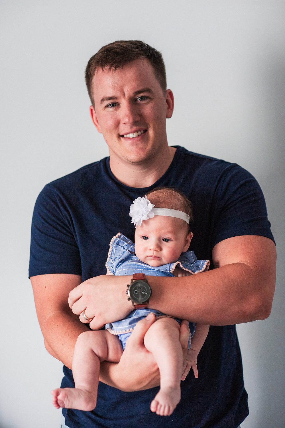 newborn photography at home in jacksonville fl