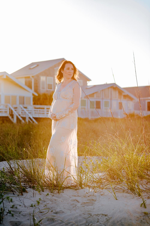 st augustine maternity photographer