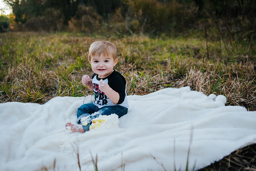 jacksonville fl first birthday photographers