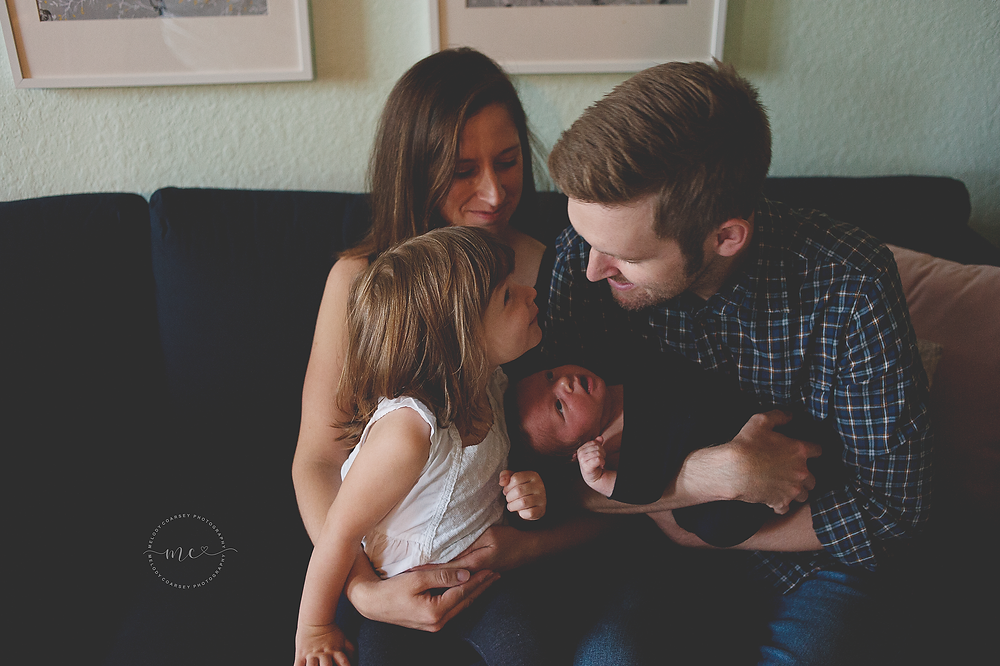 Lifestyle Newborn Photographer Jacksonville FL
