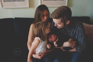 Lifestyle Newborn Photographer Jacksonville FL