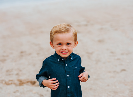 Vacation Family Photography | St Augustine FL Family Photographer