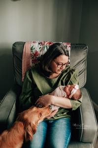jacksonville lifestyle newborn portrait photographers