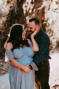 jacksonville fl maternity photoshoot