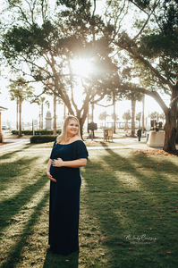 maternity portrait photographer st augustine