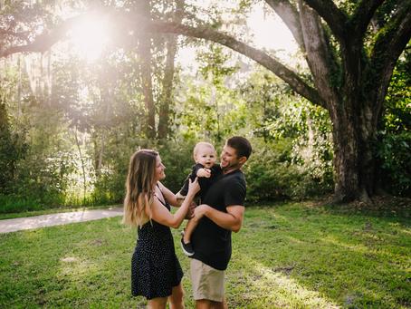 Family Photography in Jacksonville, FL