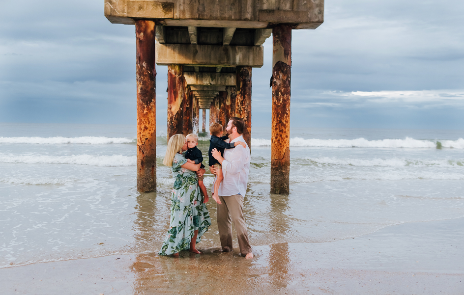 st augustine beach fl family photographers