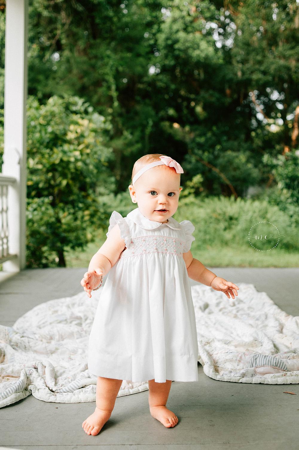 Best Jacksonville FL Baby Photographer