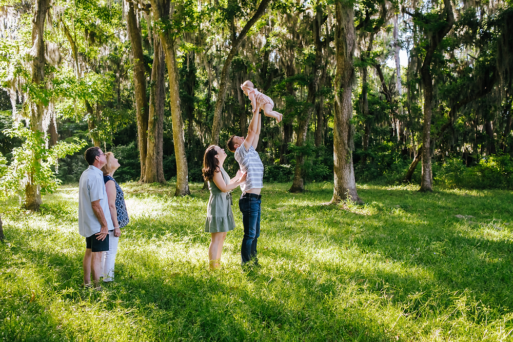 st augustine fl family photography
