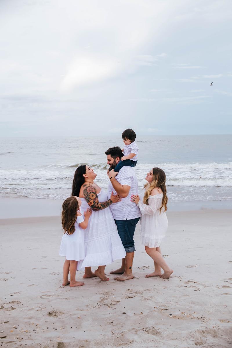 family photographers in jacksonville beach