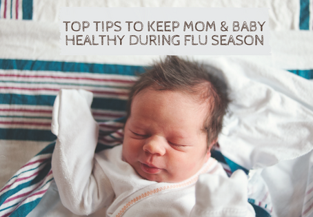 Tips for Newborns and their Mommas during Flu Season | Tips for Moms | The Motherhood