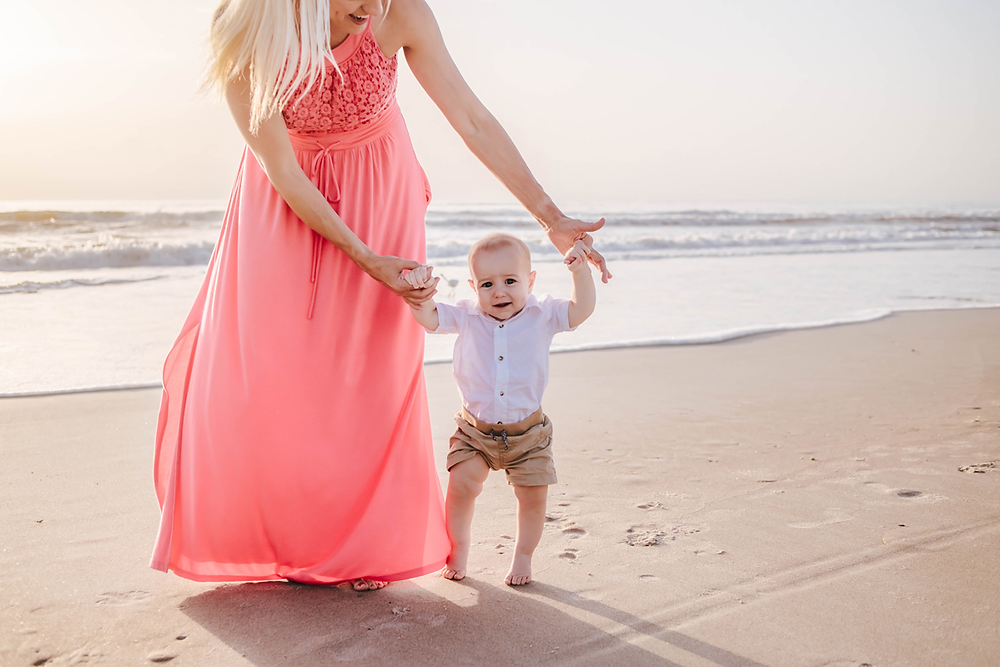 st augustine beach family photographer