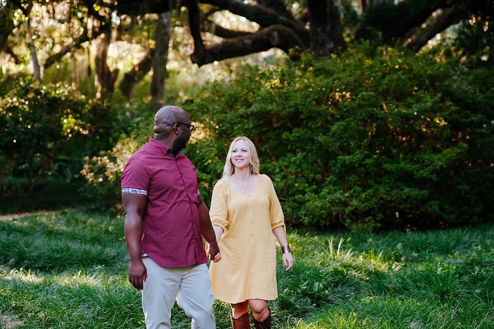 jacksonville fl couples portrait photography