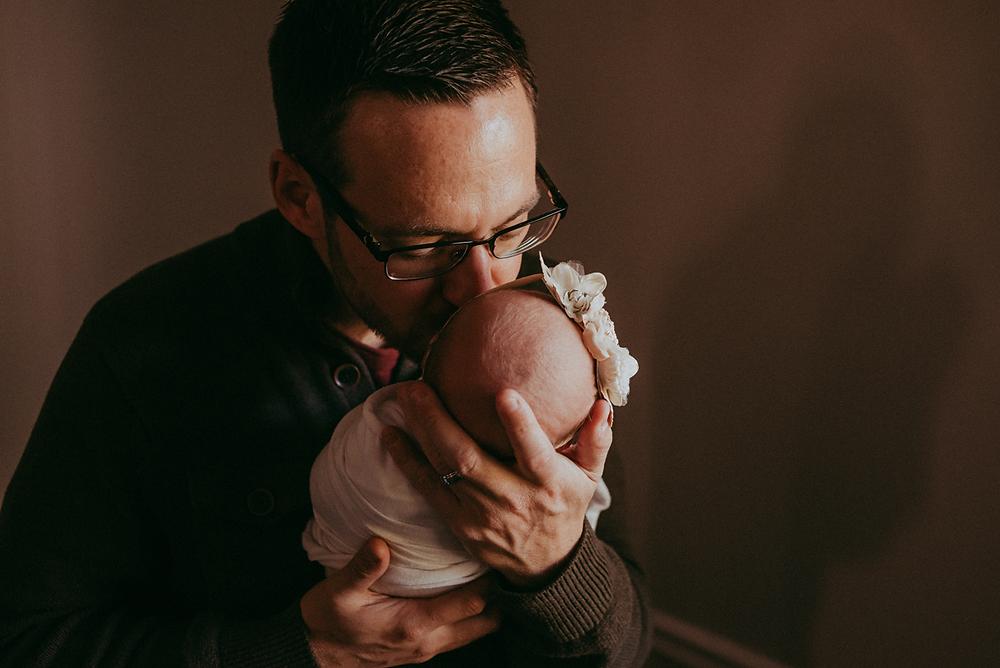jacksonville fl in home newborn photography