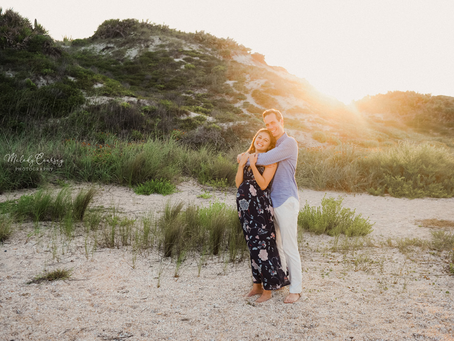 Jacksonville Maternity Photographer | Maternity Monday