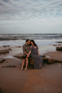 maternity photos in st augustine fl