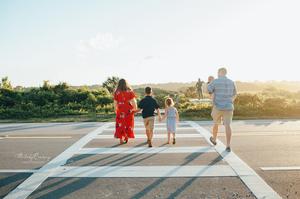 beach family photographer in st augustine fl