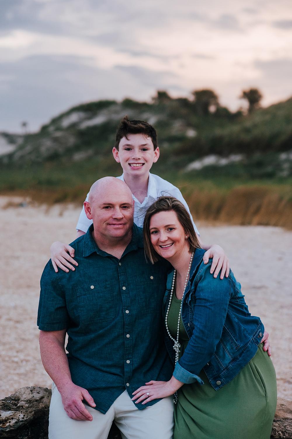 family photographers in ponte vedra beach fl